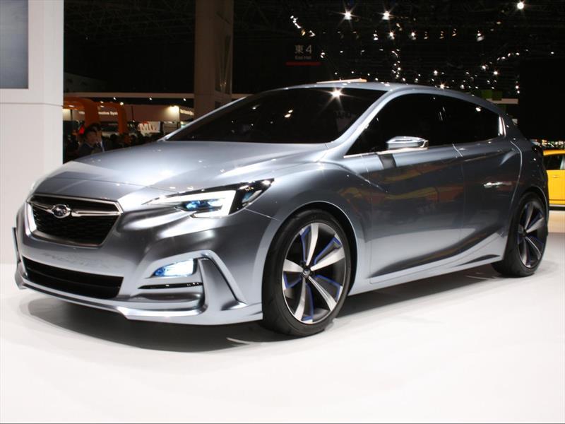 Subaru Impreza 5-Door Concept anticipa la nueva generación del deportivo nipón