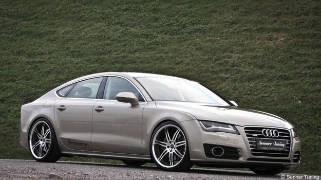 Audi A7 3.0 TDI, con el toque de Senner Tuning