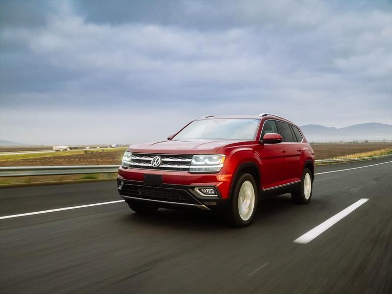 Volkswagen Teramont 2019 a prueba