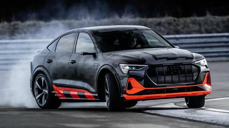 Audi e-tron S y e-tron S Sportback ofrecen un nivel de deportividad superior