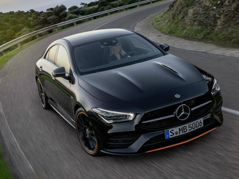 Mercedes-Benz CLA Coupé 2020 es develado en el CES