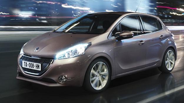 Peugeot 208 2012 se presenta