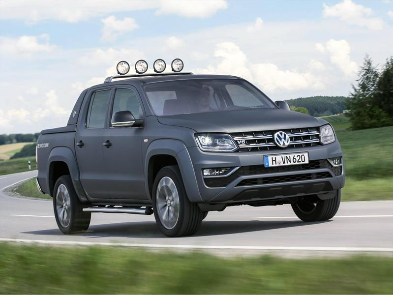 La Volkswagen Amarok es elegida Mejor pick-up de Europa