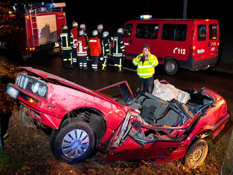 Unfallmobile De Auto