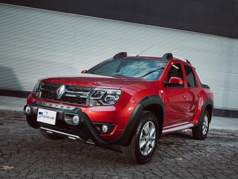 Renault Duster Oroch 2018 a prueba