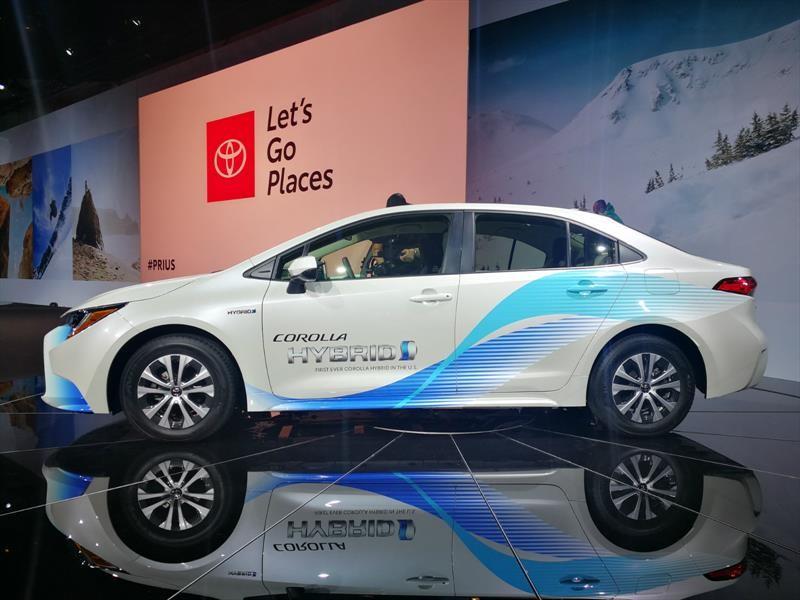 Toyota Corolla Hybrid: el futuro Rey