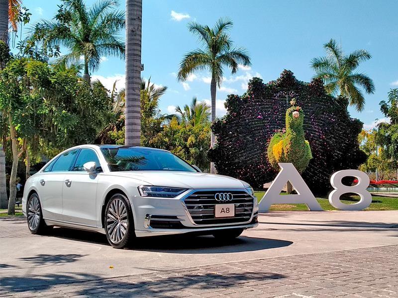 Audi A8 2019 se presenta