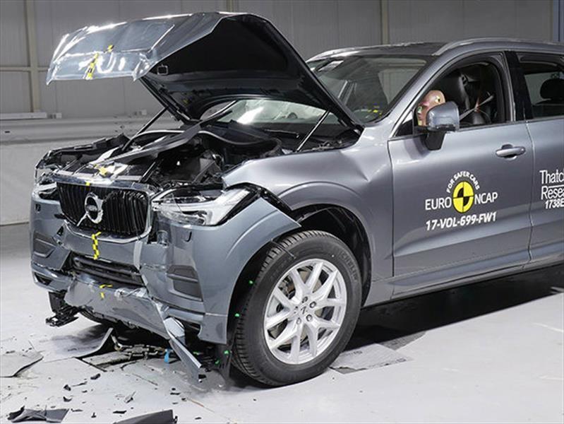 EuroNCAP: los autos y SUVs más seguros de 2017