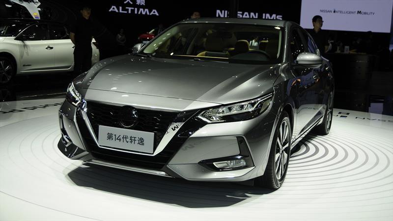 Nissan Sylphy 2020, el futuro del Sentra asoma en China