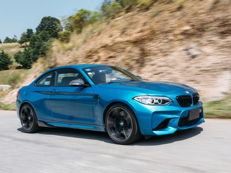 BMW M2 2016 a prueba
