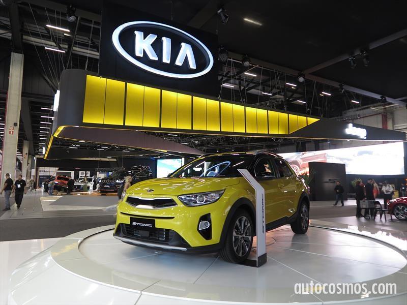 KIA apuesta por las SUVs pequeñas en el Salón de San Pablo