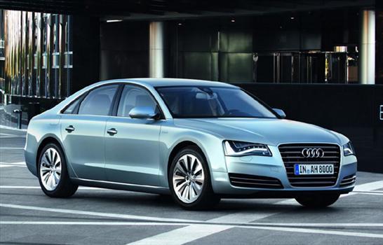 Audi A8 Hybrid 2012 debuta en el Salón de Frankfurt 2011