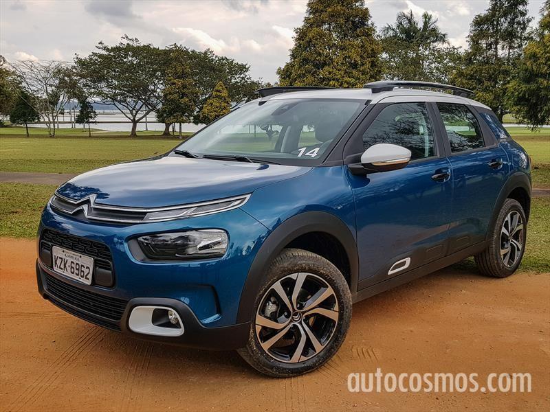 Nuevo Citroën C4 Cactus: Primer contacto de manejo