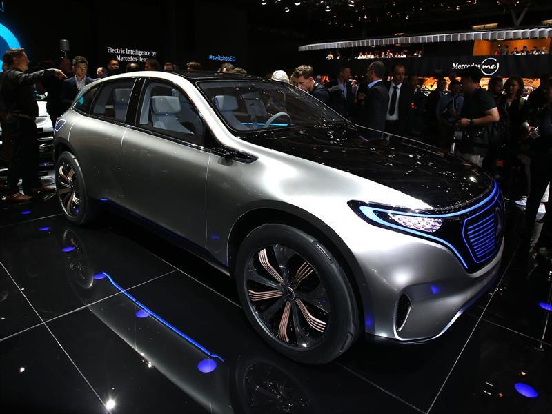 Mercedes benz generation eq una aventura hacia el futuro for Mercedes benz aventura