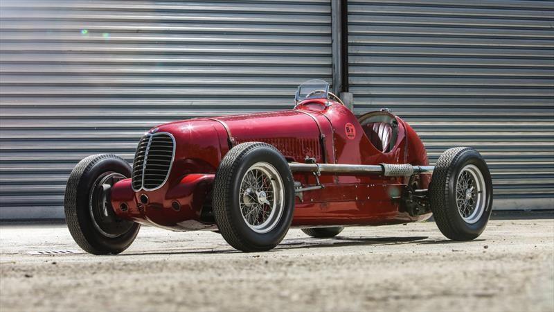 Maserati Tipo 6CM, el auto leyenda, celebra 80 años