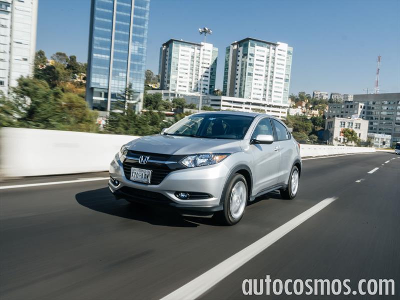 Honda HR-V 2016: Lo probamos en México