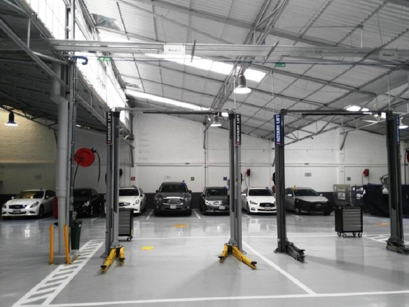 Infiniti inaugura nuevo centro de servicio en México