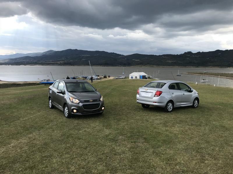 Chevrolet Beat ya está en Colombia desde $35'990.000