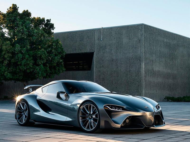 Toyota Supra 2016 >> El nuevo deportivo de Toyota se llamaría Supra