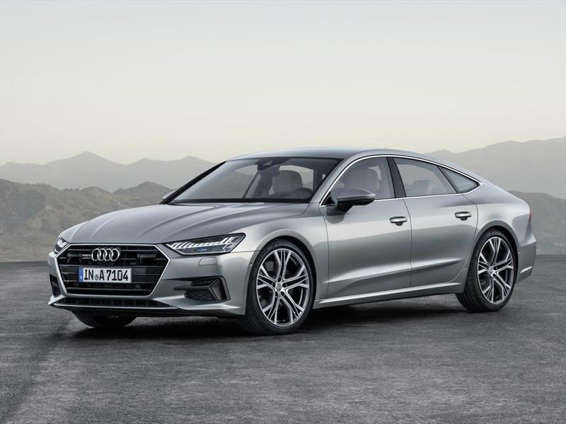 Audi A7 Sportback 2019, poder y estilo perfeccionados
