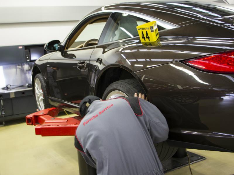 Autoelite lanza en el Colombia aplicación móvil para servicio postventa de Porsche