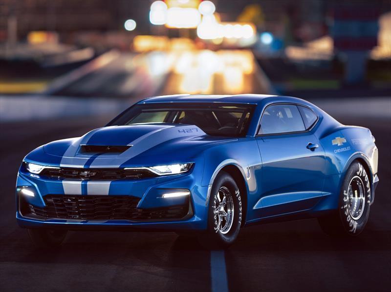 Chevrolet COPO Camaro 2019 es más que un muscle car de competencia