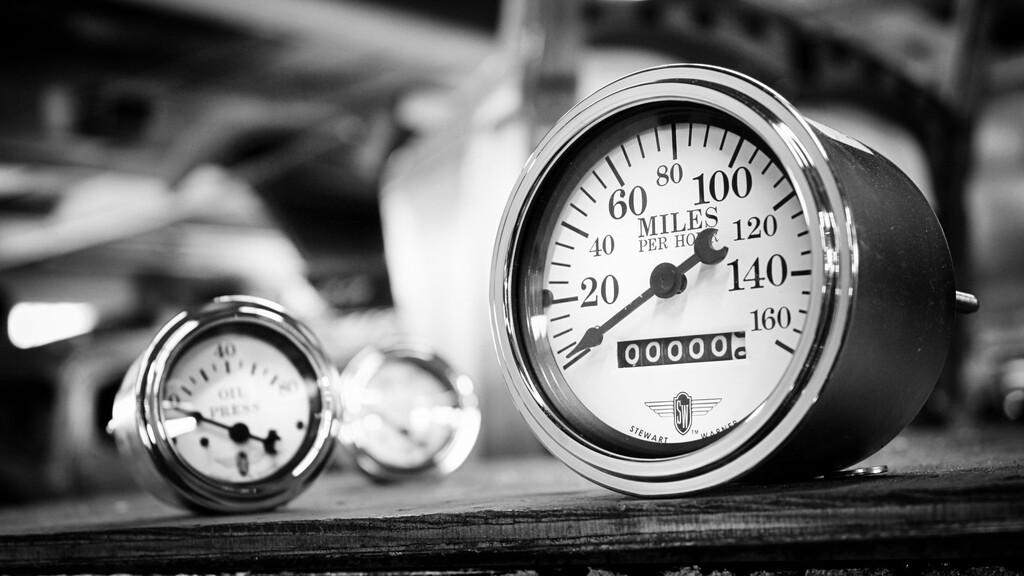 La Historia Del Velocimetro En Los Autos