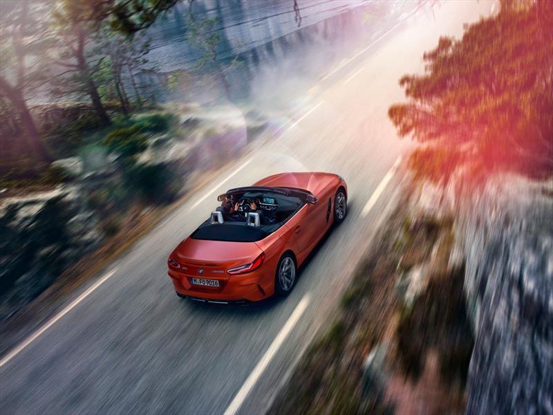 Primeras imágenes del BMW Z4 2019