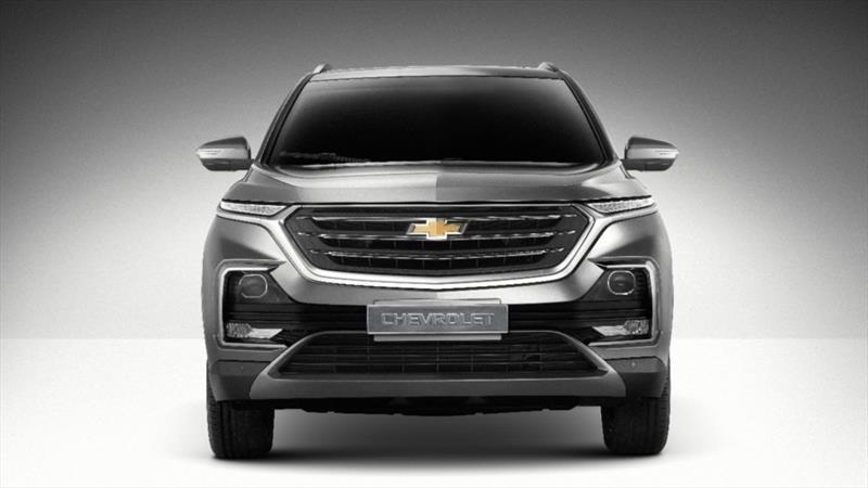 Chevrolet Captiva 2020, regresa con genética china