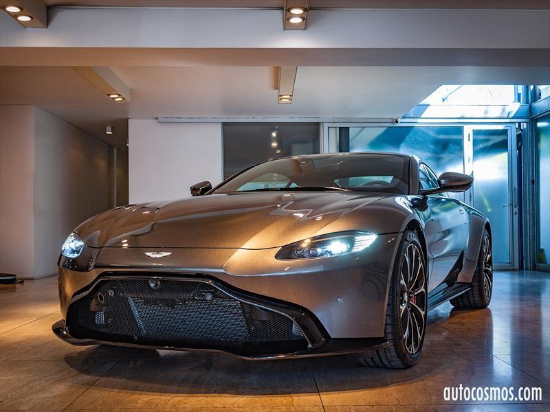 Aston Martin Vantage 2019 En Chile Completamente Reformulado