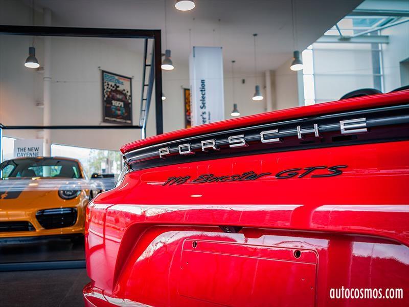 Porsche 718 GTS en Chile, la receta perfecta