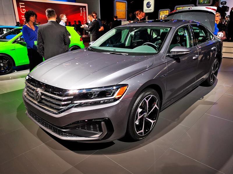 Volkswagen Passat 2020 es perfeccionado para luchar contra los SUVs