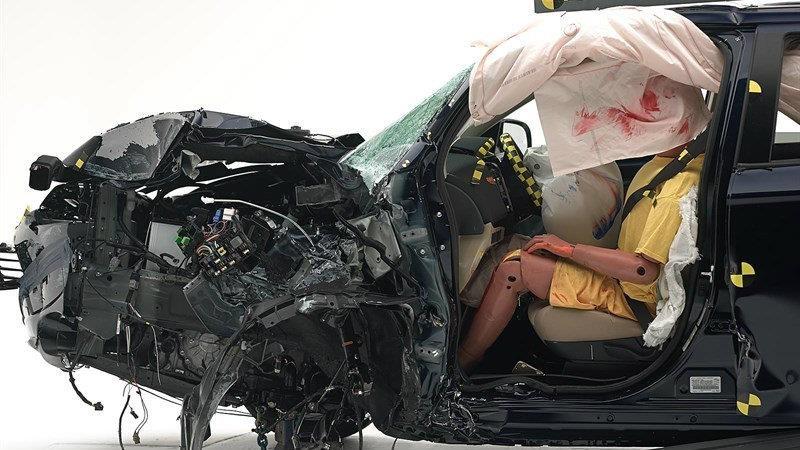 Mitsubishi Eclipse Cross 2019 recibe el Top Safety Pick del IIHS