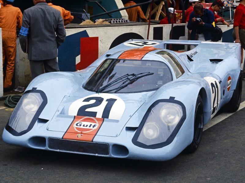 Porsche 917, el mejor auto de carreras en la historia, cumple 50 años