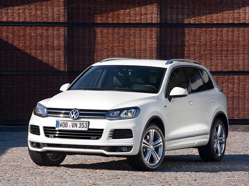 Volkswagen Touareg R-Line 2014, más equipada y deportiva