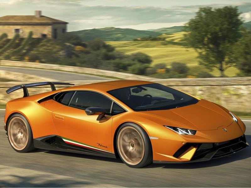 Lamborghini Huracán Performante, performance y exclusividad