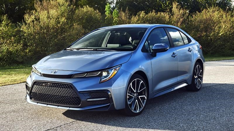 Toyota Corolla es el Green Car of the Year 2020