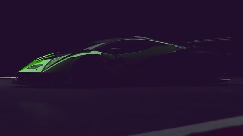 Lamborghini y Squadra Corse preparan un hiperdeportivo de 830 Hp