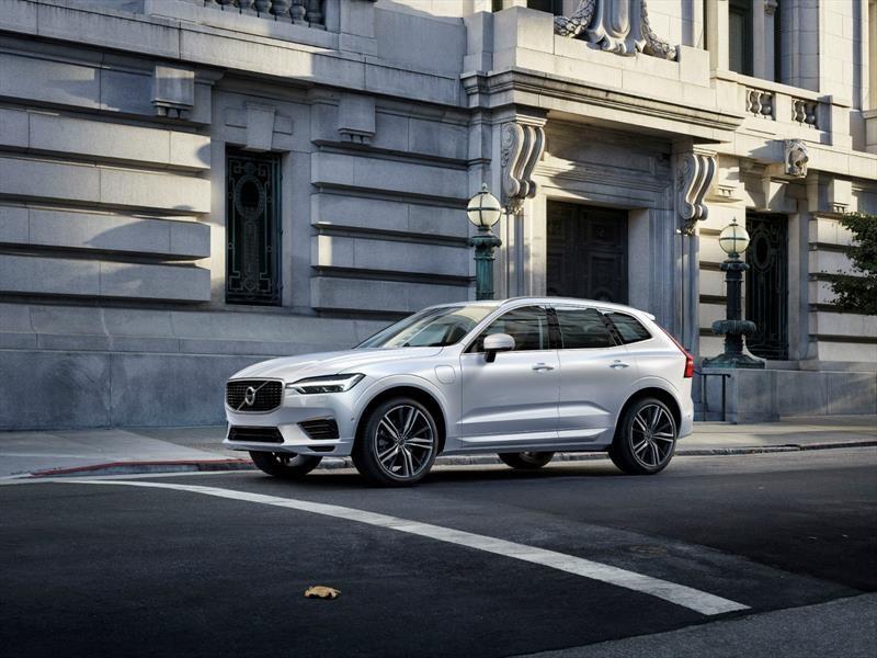Volvo solo fabricará autos eléctricos e híbridos en 2019