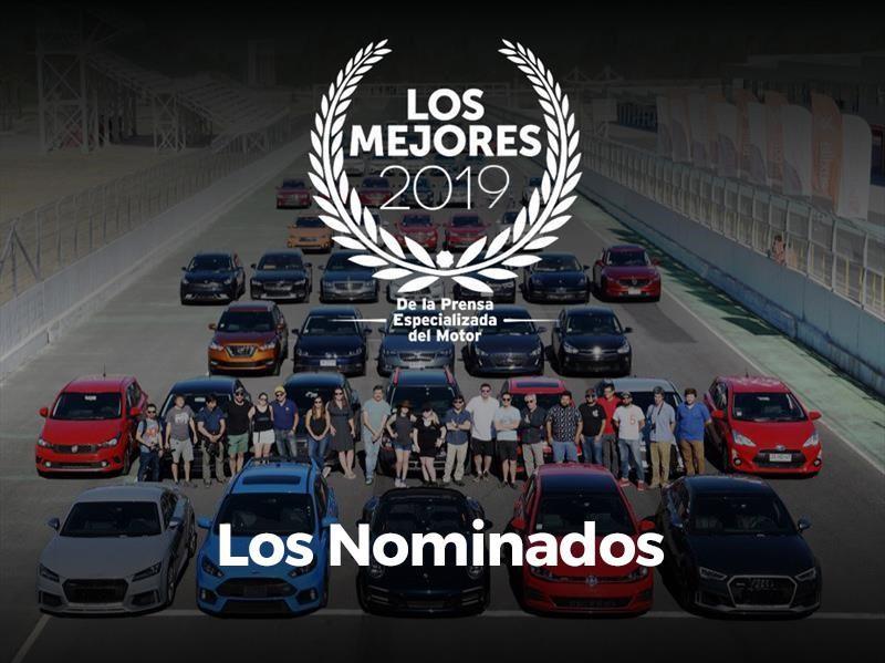 Los Mejores 2019, los nominados al premio del Auto del Año en Chile