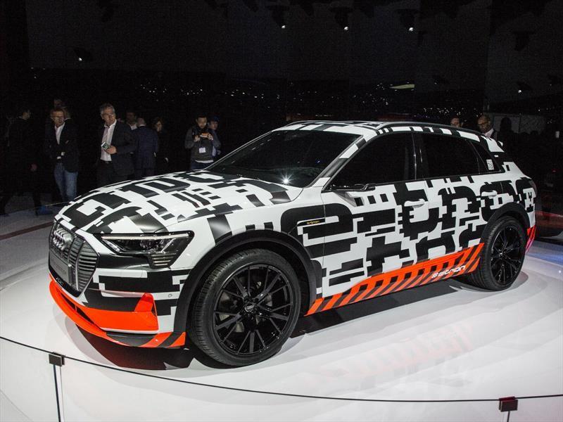 e-tron Prototype: así será el primer eléctrico de Audi