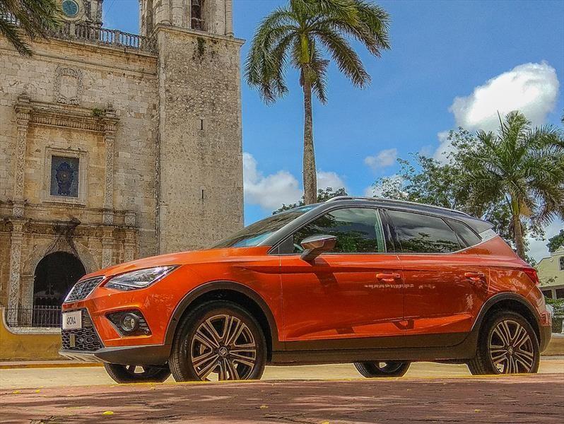 SEAT Arona 2018 debuta