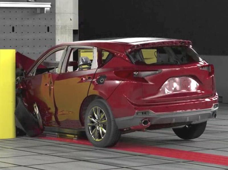 Acura RDX 2019 obtiene el Top Safety Pick + del IIHS