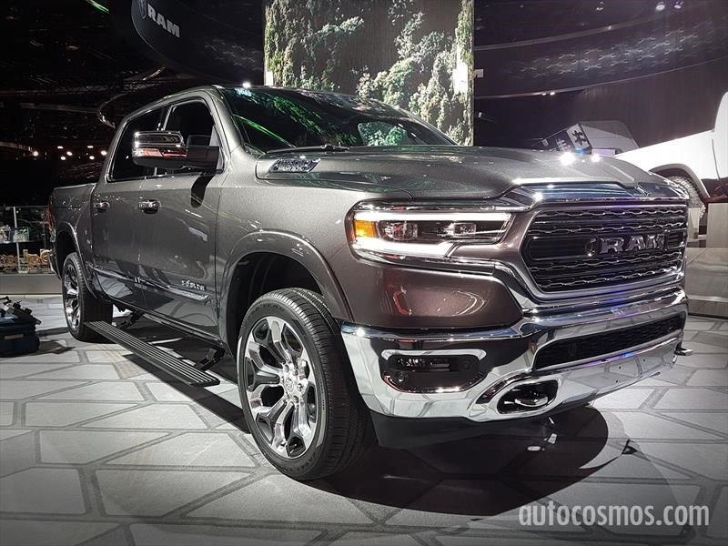 Sal 243 N De Detroit 2018 Nueva Ram 1500 Con Ayudita Para