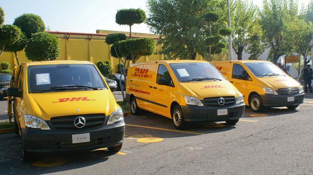 Mercedes-Benz entrega 208 unidades a DHL