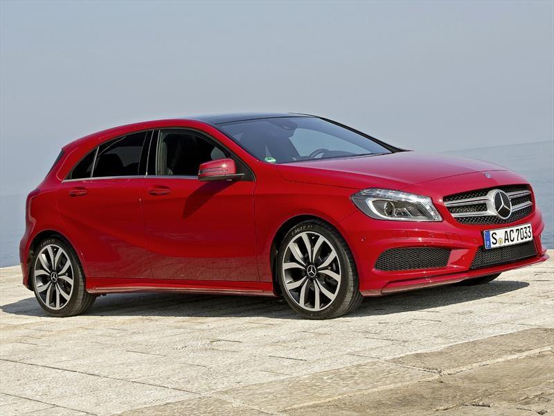 Mercedes-Benz Clase A debuta