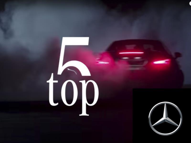 Top 5: Los convertibles más destacados de Mercedes-Benz