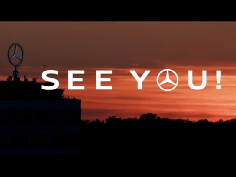 Video: El emotivo homenaje de Audi a Mercedes-Benz en el DTM