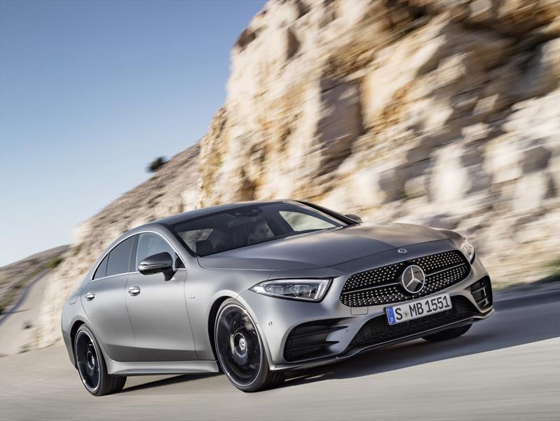 Mercedes-Benz CLS 2019 se renueva para L.A.