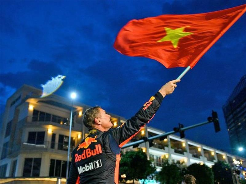 F1 2020: ¿Vietnam se suma a la fiesta?